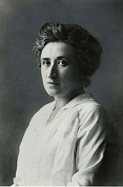 Rosa Luxemburg: El origen del 1ero de mayo