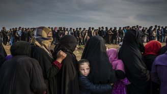 World Press Photo 2018: Crisis migratoria, terrorismo y Estado Islámico