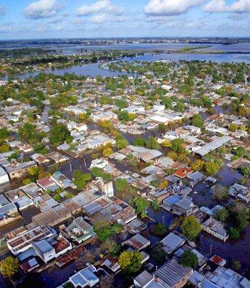 A 18 años de la inundación del 2003, la memoria del pueblo inundado sigue viva y todavía grita pidiendo justicia.