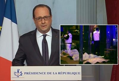 """Hollande: """"no tendremos piedad"""""""