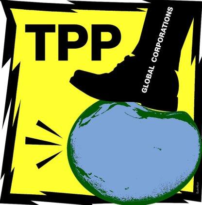 El ambiente no es prioritario para el TPP
