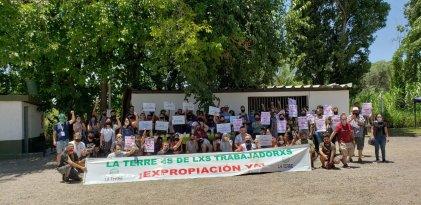 La Terre cerrará su campaña de donaciones de más de 50.000 raciones de comida a comedores de Mendoza