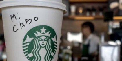 "Café facho: en Chile Starbucks invita a ""tomarse un café con Carabineros"""
