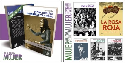 Ediciones IPS presenta antología de Flora Tristán y su colección Mujer en la Feria del Libro