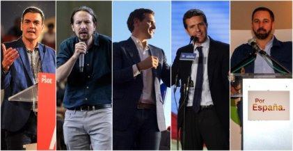 Cinco claves sobre las elecciones en el Estado español