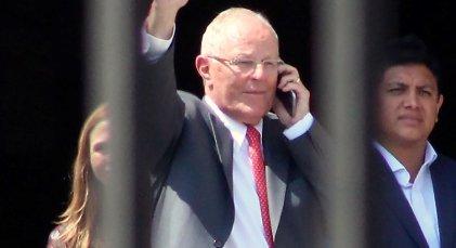 Odebrecht: la Justicia de Perú ordena la detención del expresidente Kuczynski