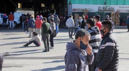 Confirman casos positivos de COVID en el mercado de Malagueño