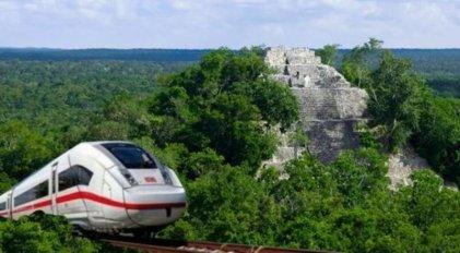 Vestigios arqueológicos en riesgo por obras del Tren Maya