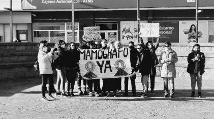 Río Turbio: hubo reclamo por la urgencia de mamógrafos para la comunidad