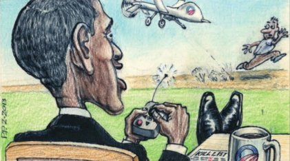 Drones: ¿armas o videojuegos?