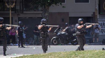 Los demonios del juez Torres: criminalizar manifestantes y avalar la cacería policial