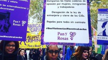 """Empleadas del hogar: """"Las inmigrantes y sin contrato seguimos excluidas en las medidas del Gobierno"""""""