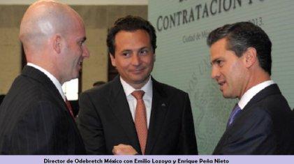 Odebrecht-Peña Nieto: la carrera del PRI hacia el barranco