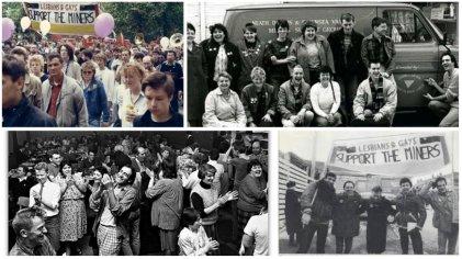 El orgullo de luchar contra Thatcher