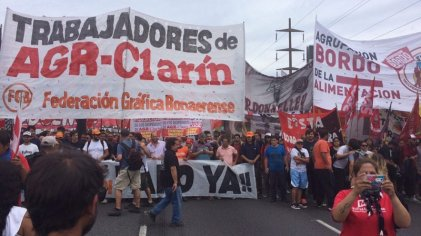 AGR-Clarín: tras más de 80 días de ocupación y desalojo, primeros elementos de balance