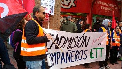Revancha patronal: Amazon despide a más de 100 trabajadores temporales