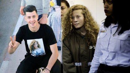 Ejército israelí detiene al hermano de Ahed Tamimi, símbolo de la resistencia palestina