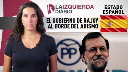 [VIDEO] El Gobierno de Rajoy al borde del abismo