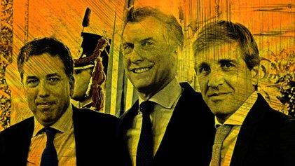 Macri y sus funcionarios ganaron casi $ 9 millones por mantener su dinero en el exterior