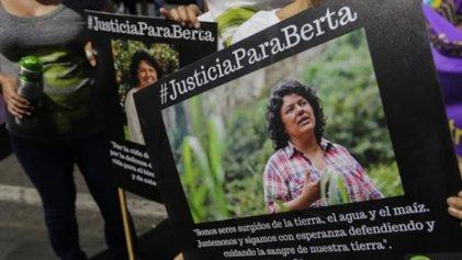 Inicia primer juicio por asesinato de la ambientalista Berta Cáceres