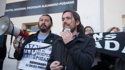 """Del Caño en apoyo al Posadas: """"Es muy importante la coordinación de todos los que están peleando"""""""