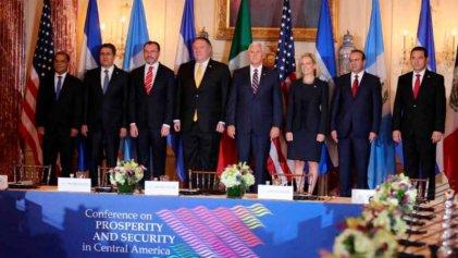 Cumbre Centroamericana: Mike Pence advierte sobre migración y relaciones comerciales con China