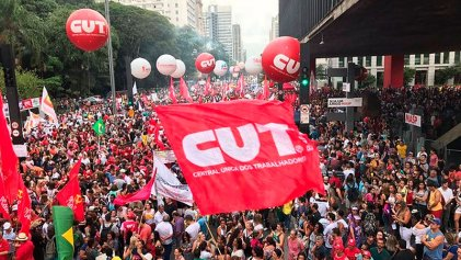 ¿Qué esperan las centrales sindicales de Brasil para organizar comités de base contra Bolsonaro?