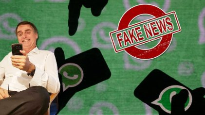 Empresarios financian ilegalmente la campaña de Bolsonaro en WhatsApp