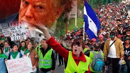 Contra el G20: ocho reclamos y banderas para llevar a la marcha de este viernes