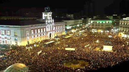 Estado Español: masivas protestas de mujeres contra el pacto de derechas en Andalucía