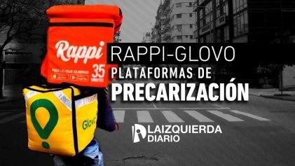 [Videoinforme] Rappi - Glovo: plataformas de precarización