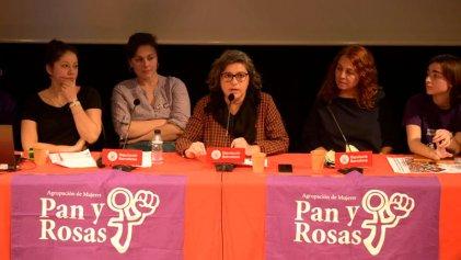 """Encuentro de mujeres con Andrea D'Atri en Barcelona: """"Las trabajadoras pueden ser dirigentes de su clase frente a la crisis capitalista"""""""
