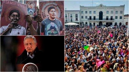 López Obrador cumple tres meses de gobierno marcados por la resistencia obrera