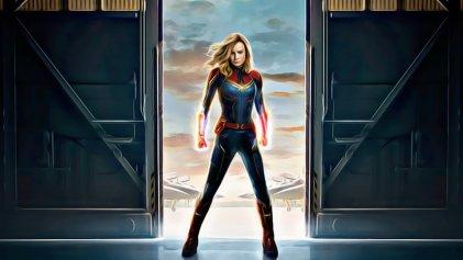 Capitana Marvel y la corrección política