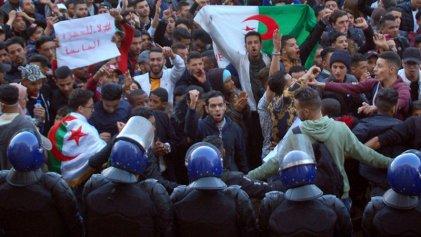 """La huelga de los petroleros argelinos que el gobierno considera """"un peligro"""""""