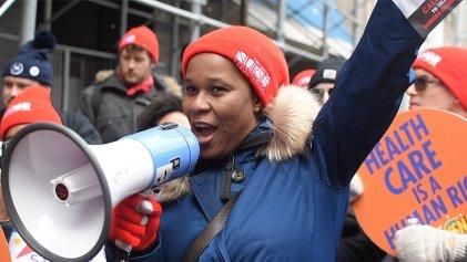 Enfermeras anuncian huelga por mejores condiciones laborales en Nueva York