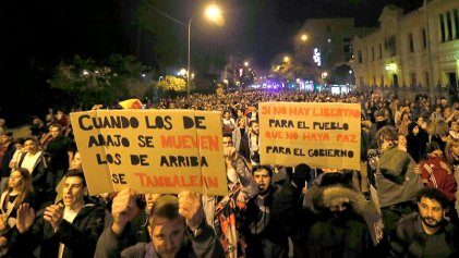 """La abstención entre la juventud y las elecciones de """"los de arriba"""" en el Estado Español"""