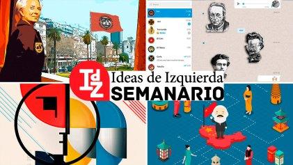 En IdZ: la Argentina turbulenta; Althusser, Gramsci y Trotsky; Bauhaus #100Años, y más