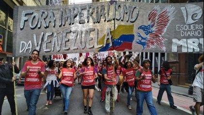 Brasil 1° de Mayo: la izquierda revolucionaria contra la reforma previsional y la ofensiva golpista en Venezuela