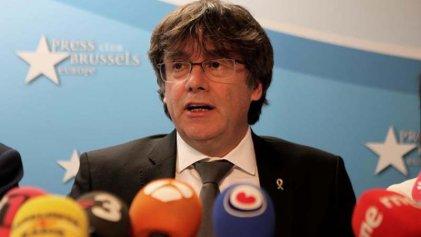 Puigdemont puede ser candidato a las elecciones europeas, según la Fiscalía