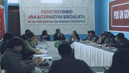 Se funda en Perú la Corriente Socialista de las y los Trabajadores