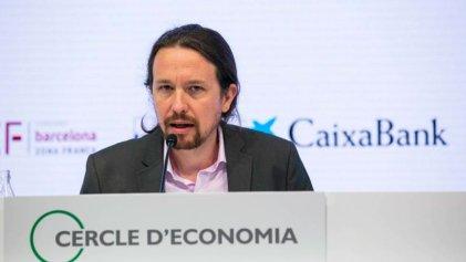 Pedro Sánchez y Pablo Iglesias tranquilizan a los grandes empresarios catalanes