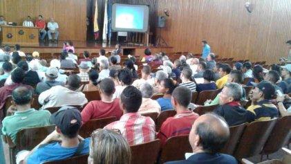Surge en Venezuela el nuevo espacio de coordinación de trabajadores en lucha