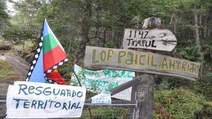 "Neuquén: Ginóbili quiere llevar a juicio a la comunidad Paichil Antriao por ""usurpación"""