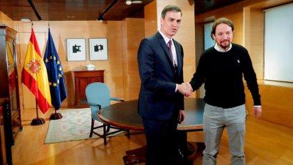 """PSOE y Podemos: del """"Gobierno de coalición"""" al """"Gobierno de cooperación"""""""