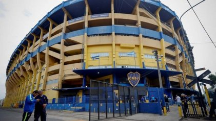 Ola de frío: agrupamiento de hinchas de Boca exige que el club albergue a personas en situación de calle