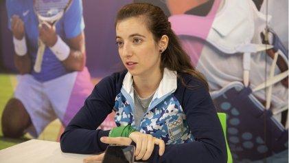 Camila Argüelles: hija de exiliados y representante argentina del tenis de mesa