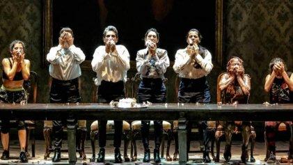 Última oportunidad para ver Tiestes y Atreo en el teatro Cervantes