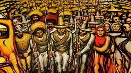 Zapata y el muralismo posrevolucionario