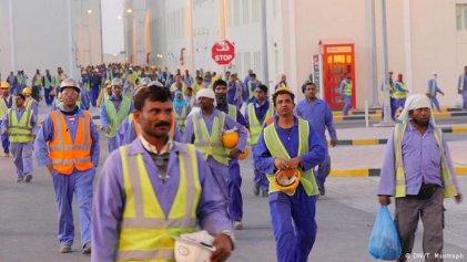 Qatar: entre geopolítica, el fútbol y el trabajo esclavo
